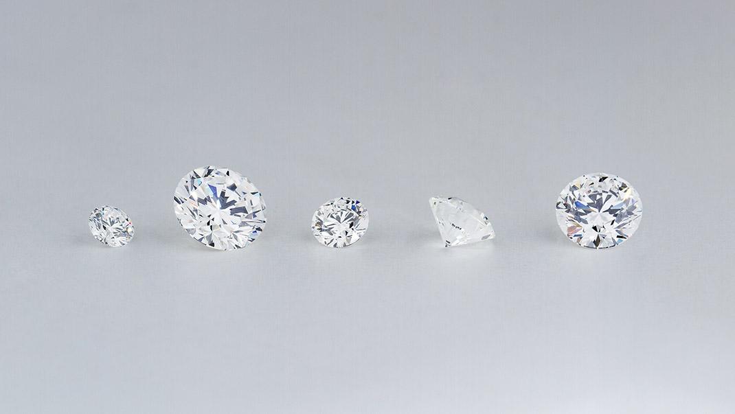 ダイヤモンド取り扱い数日本最大級