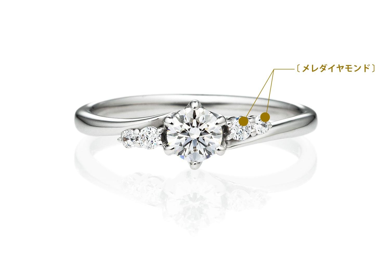 ダイヤモンド リング(E121-02-01217-D)