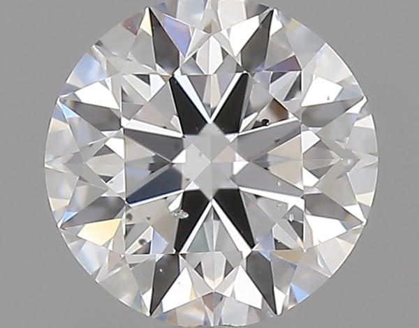 SIクラスのダイヤモンド拡大画像
