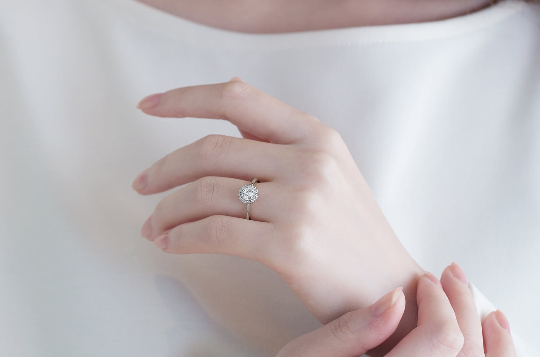 ダイヤモンドリング(E221-02-01146-E)