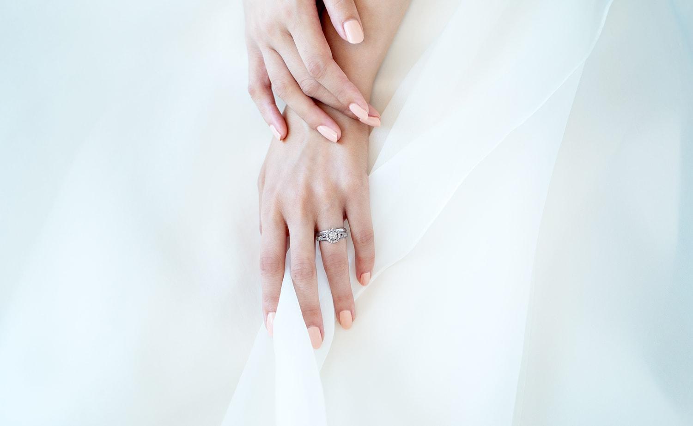左手薬指は特別な指
