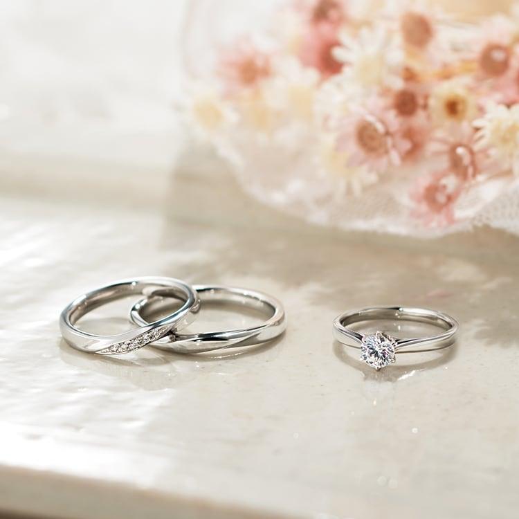 実際アリ?婚約指輪・結婚指輪のネット購入