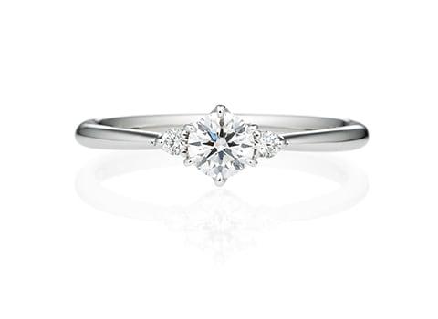 婚約指輪スプリング・デュオ