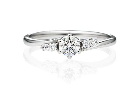 婚約指輪ボレロ