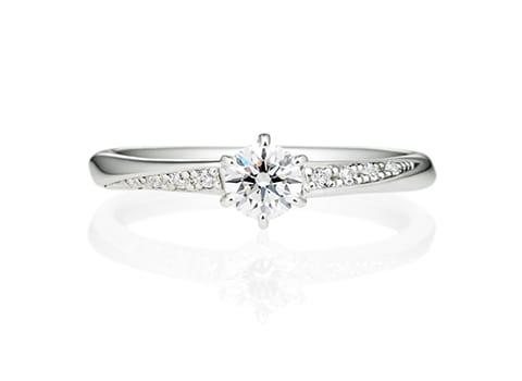 婚約指輪メテオール