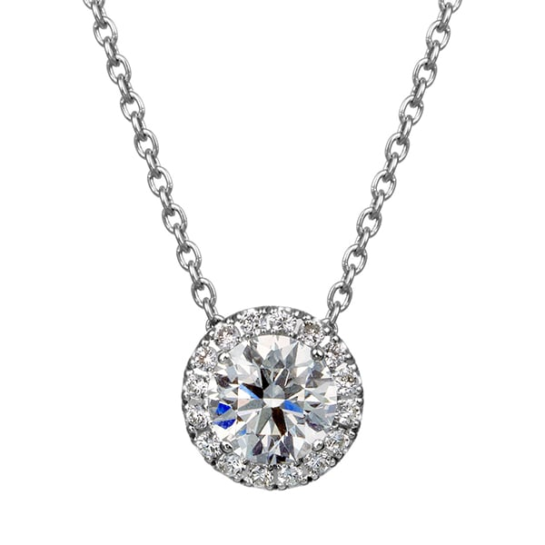 ダイヤモンド ネックレス(P221-P85ABAA-Q0031-D)
