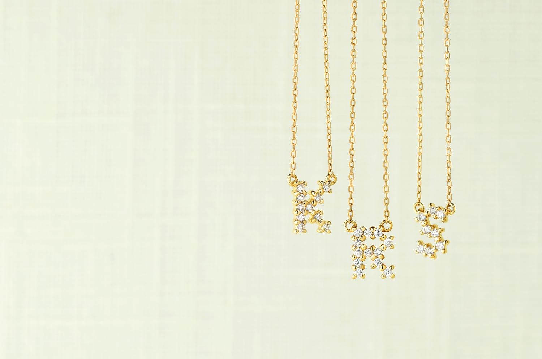 ダイヤモンド ネックレス(231A-10-00945-Z,231A-10-00948-Z,231A-10-00949-Z)