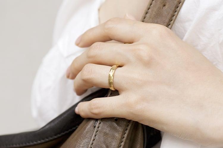 結婚指輪ヴィンテージ:ブリリアンスプラス