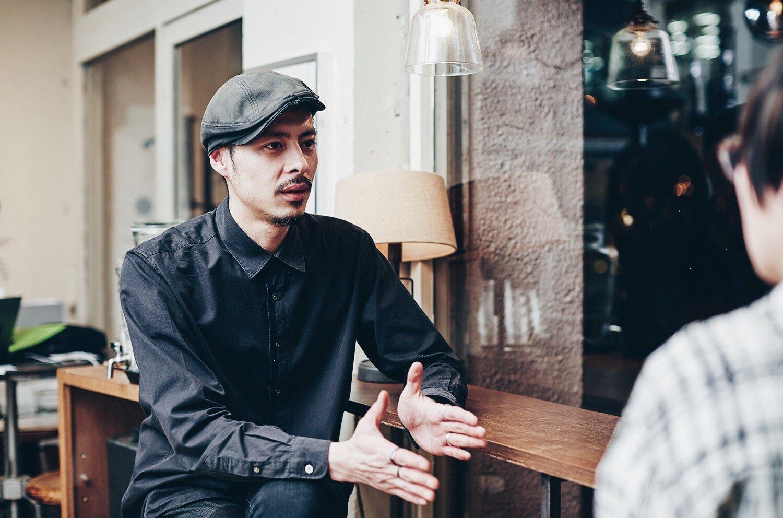 グリッチコーヒースタッフの小坂田祐哉さんインタビュー