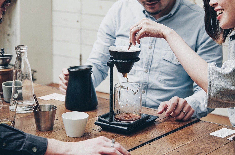 コーヒー豆の淹れ方2