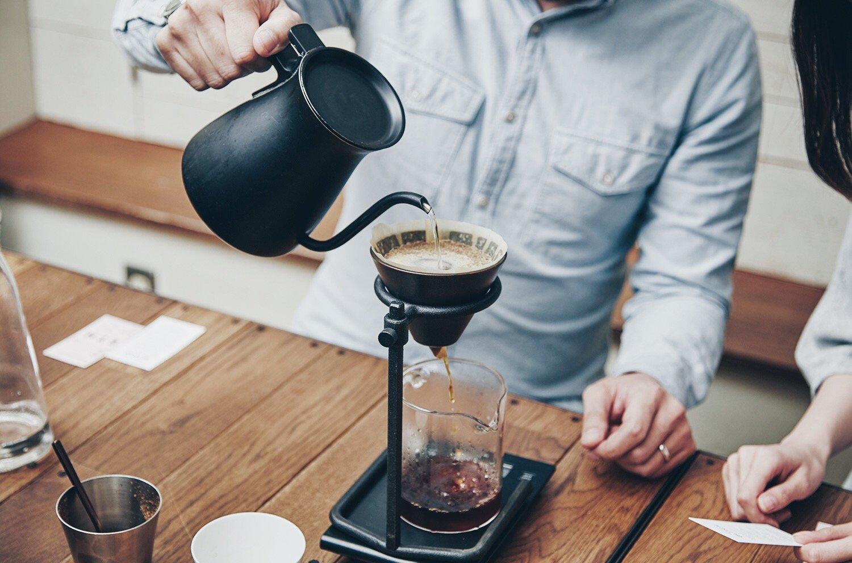 コーヒー豆の淹れ方3