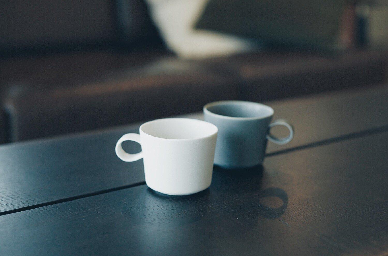 選んだマグカップ