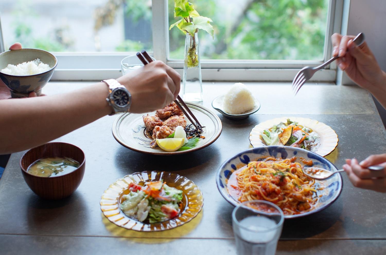 横浜 cafe&shop kaguya