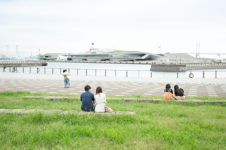 横浜 象の鼻テラス