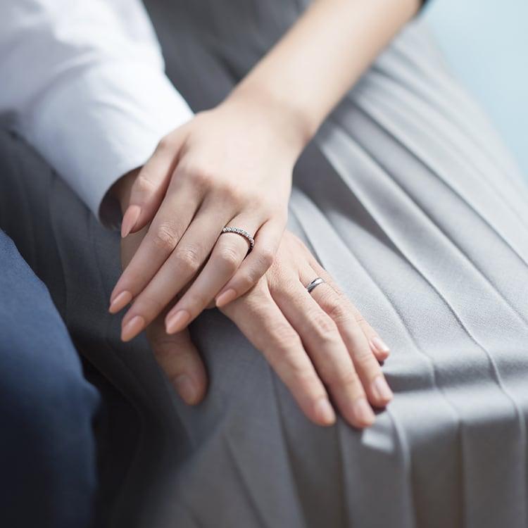 これでもう悩まない!ずっと愛用できる結婚指輪デザインの種類と選び方