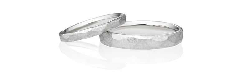 ヴィンテージの結婚指輪