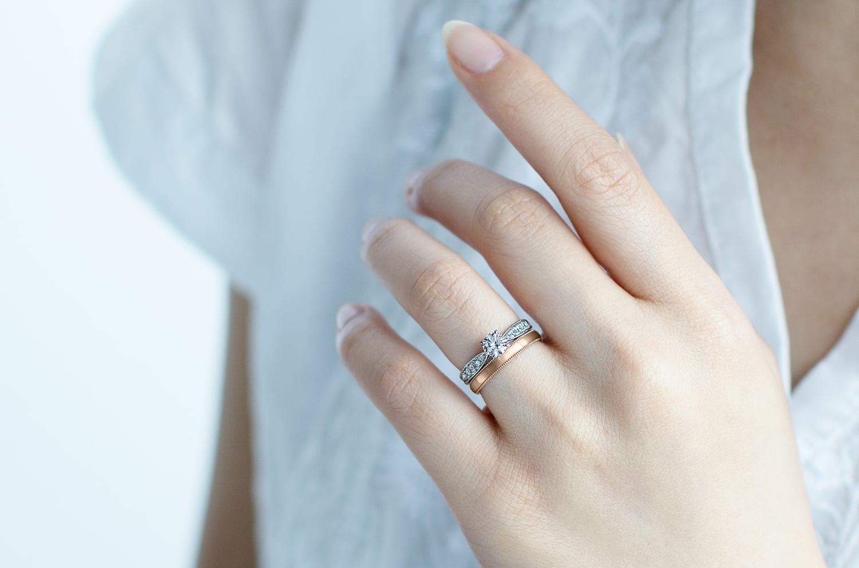 ダイヤモンド リング(E121-02-01239-E,M33L-02-1282A-13)