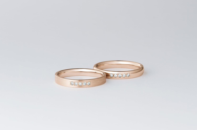 ダイヤモンド リング(M33A-02-01127A-025,M33A-02-01136A-025)