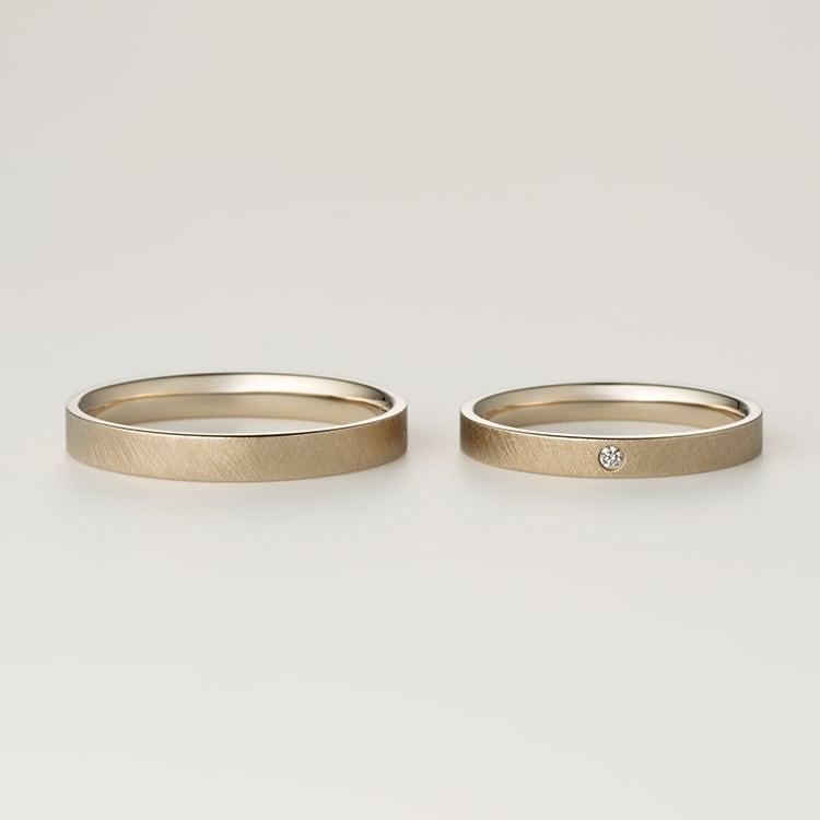 ゴールドの結婚指輪ってどうなの?後悔しない選び方のポイント