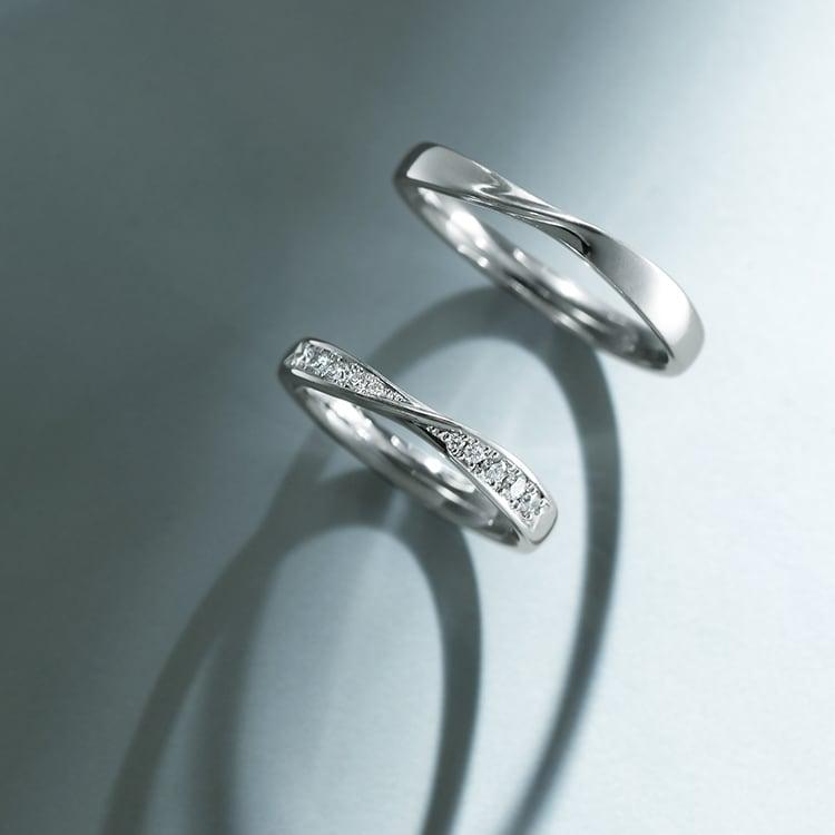 結婚指輪をウェーブにしても後悔しない!知っておきたいメリット・デメリット