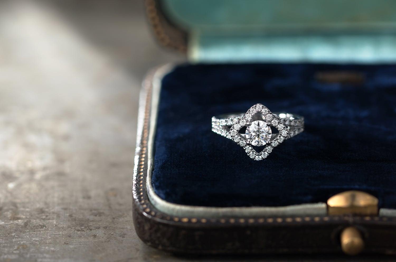 ダイヤモンド リング(E221-02-01170-D)