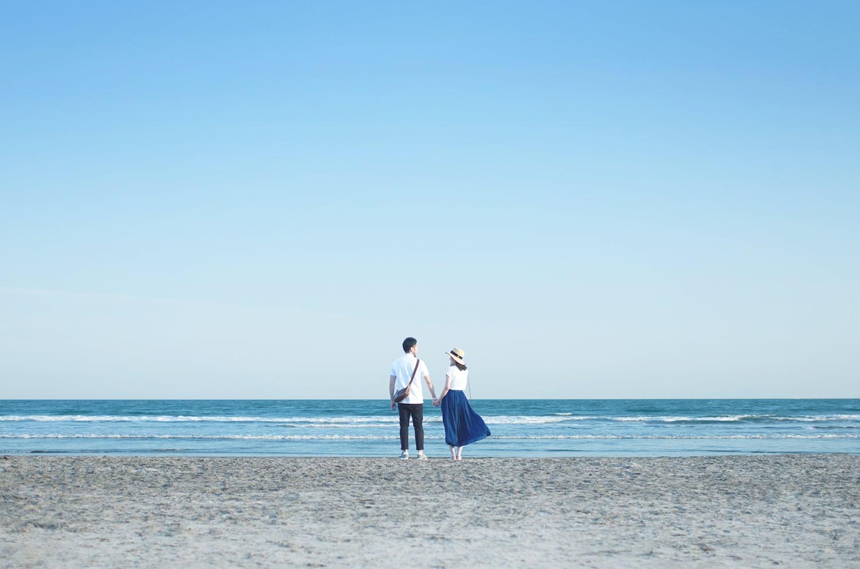 海岸プロポーズ イメージ