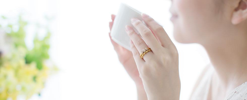 結婚後にも身に着けやすいデザインは?