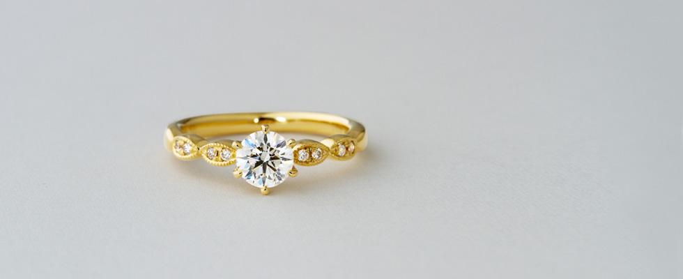 婚約指輪の選び方画像