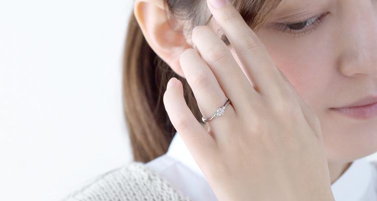 婚約指輪選びのポイント