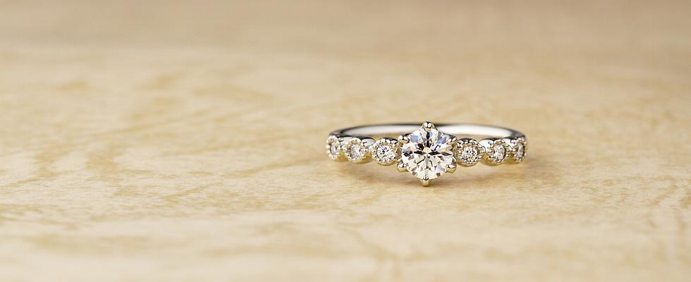 みんなどんな婚約指輪を買ってるの?画像