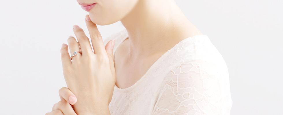 サプライズプロポーズの時に一緒に婚約指輪は欲しい?画像