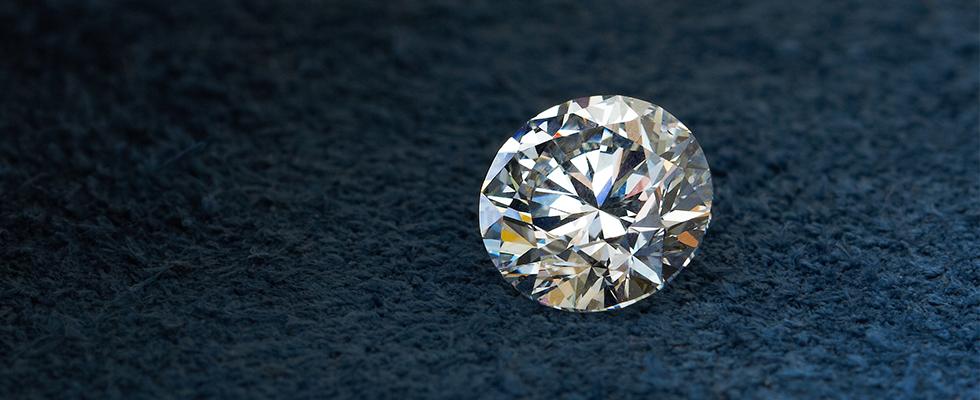 1.0ctのダイヤモンド画像