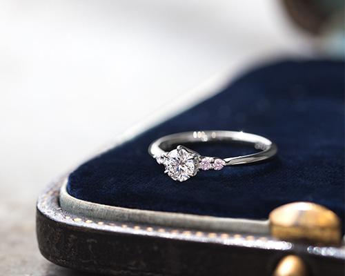 婚約指輪について 画像