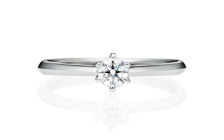 0.2ctの婚約指輪