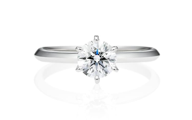 予算50万円の婚約指輪の品質
