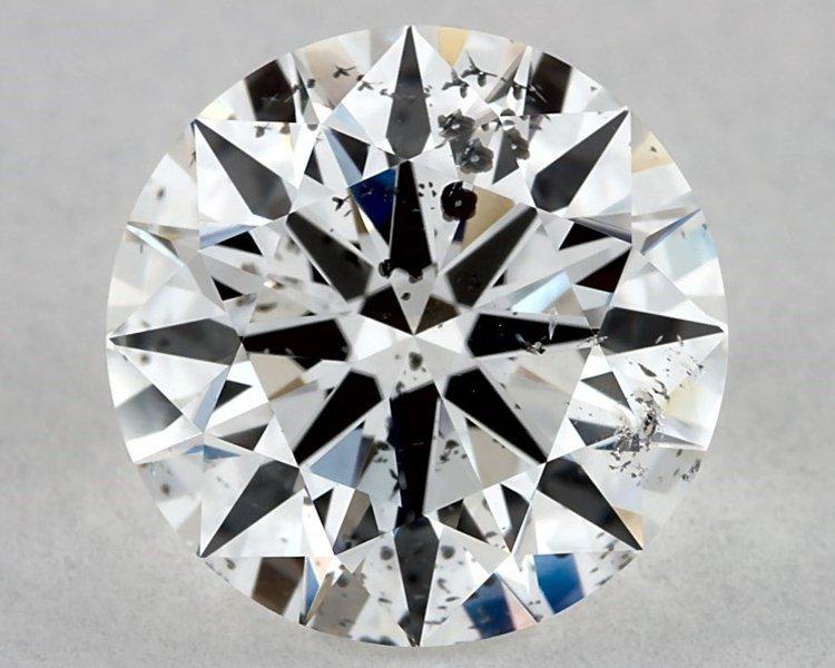 SI2のダイヤモンド01