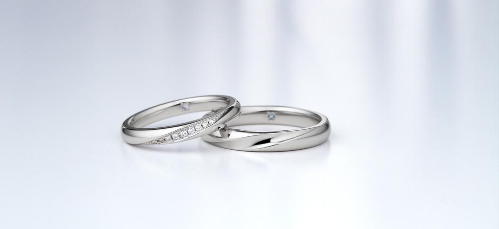 結婚指輪は手作り画像