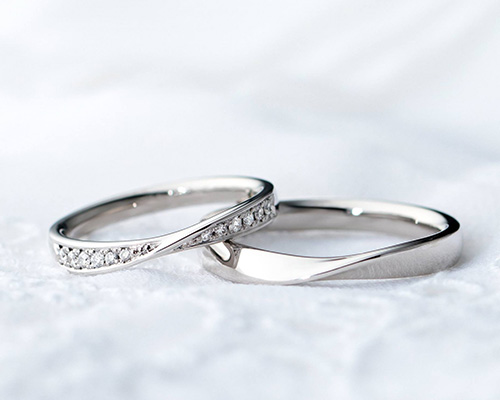 結婚指輪について 画像
