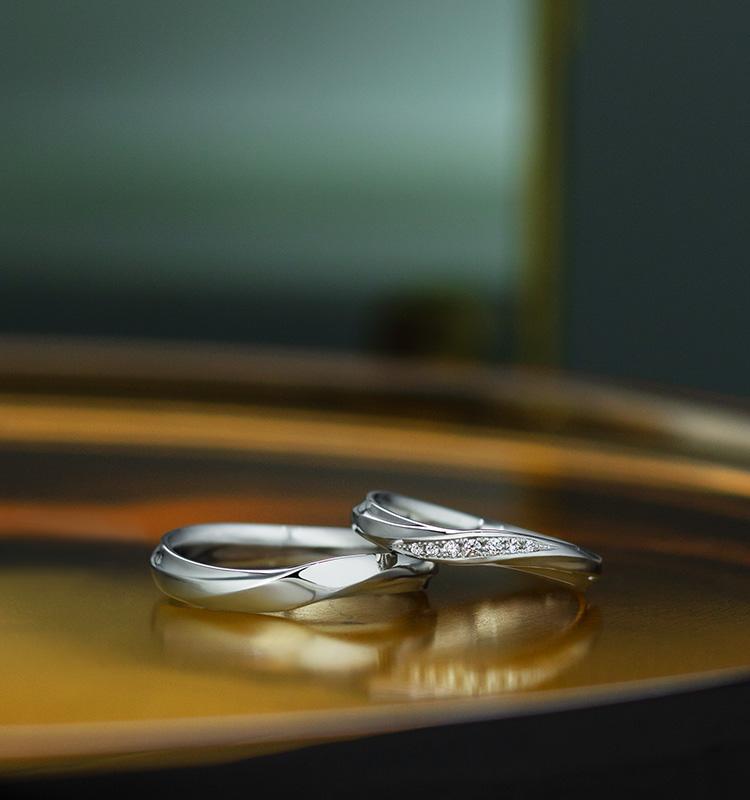 結婚指輪 Assortie -アソルティ-