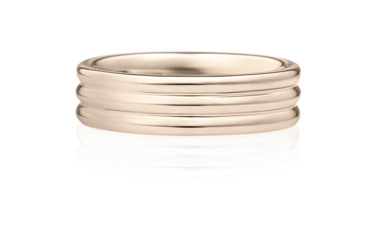 結婚指輪 ミルフィーユトリプル