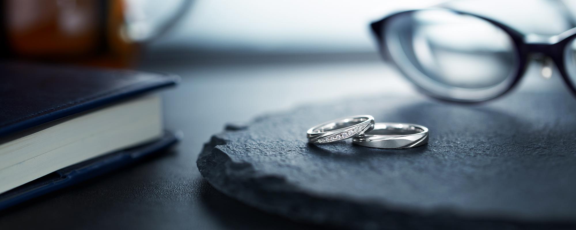 結婚指輪 Luxe -リュクス-