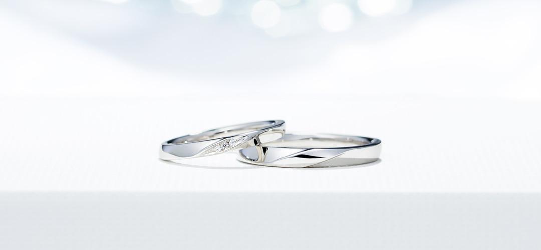 おすすめの結婚指輪セレクション サンティエ