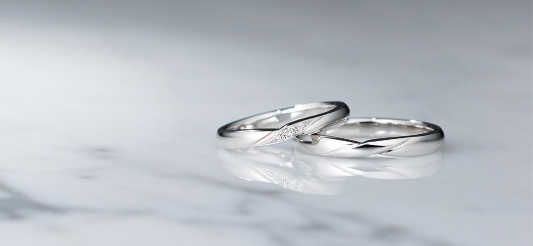 おすすめの結婚指輪セレクション パ・ド・ドゥ