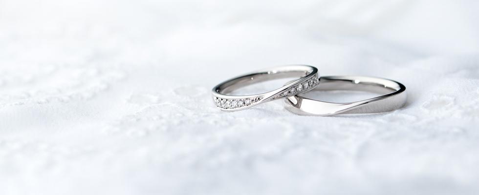 シンプルな結婚指輪特集PC
