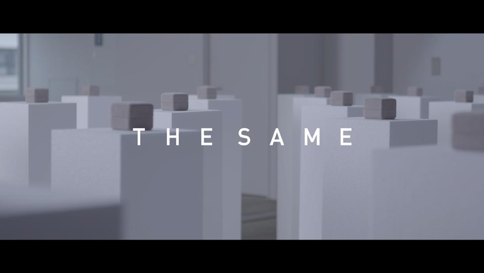 THE SAME 01