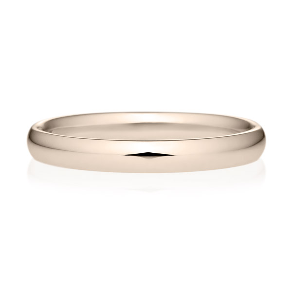 個性的でおしゃれなシャンパンゴールド 結婚指輪ならブリリアンスプラス