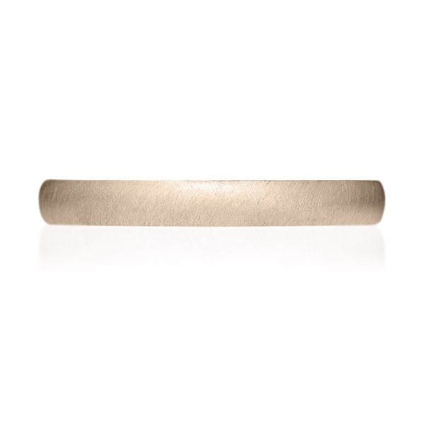 K18CG オーバル リング サティーン 2.5mm 4-14