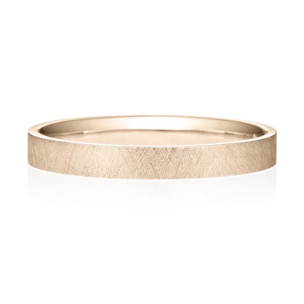 結婚指輪 スクエア サティーン