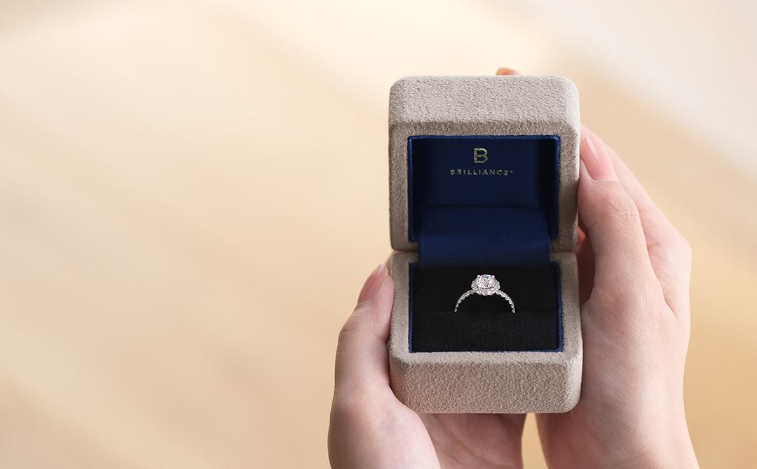 婚約指輪を予算で検索