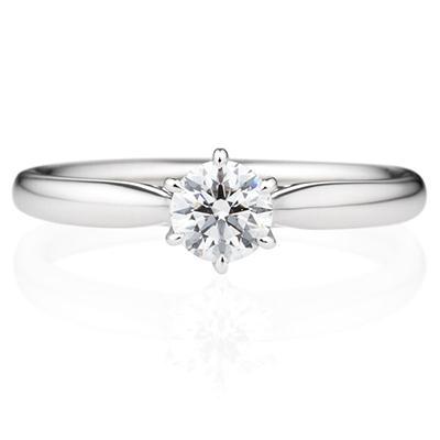 一生の贈り物、婚約指輪